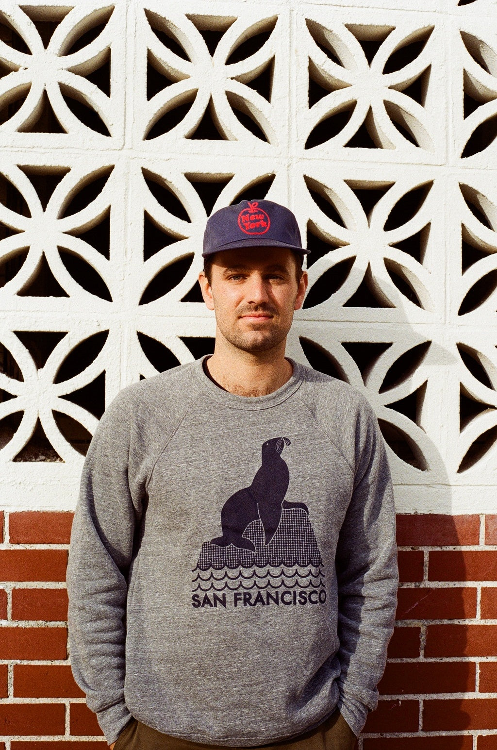 culk san francisco t-shirt