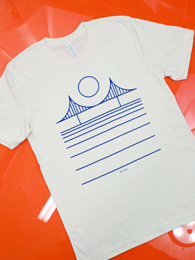Golden Gate Bridge Tee Shirt | Culk