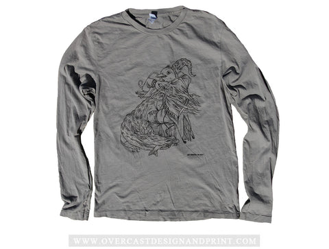 One Hundred for Haiti - Evangeline Longsleeve by Dave Habben