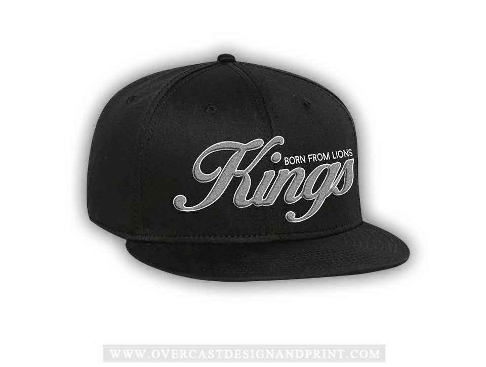 "Born From Lions ""Kings"" Snap-Back"