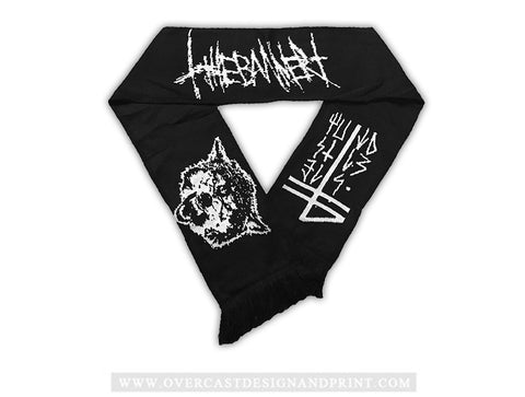 "The Banner ""Wolf"" Scarf"
