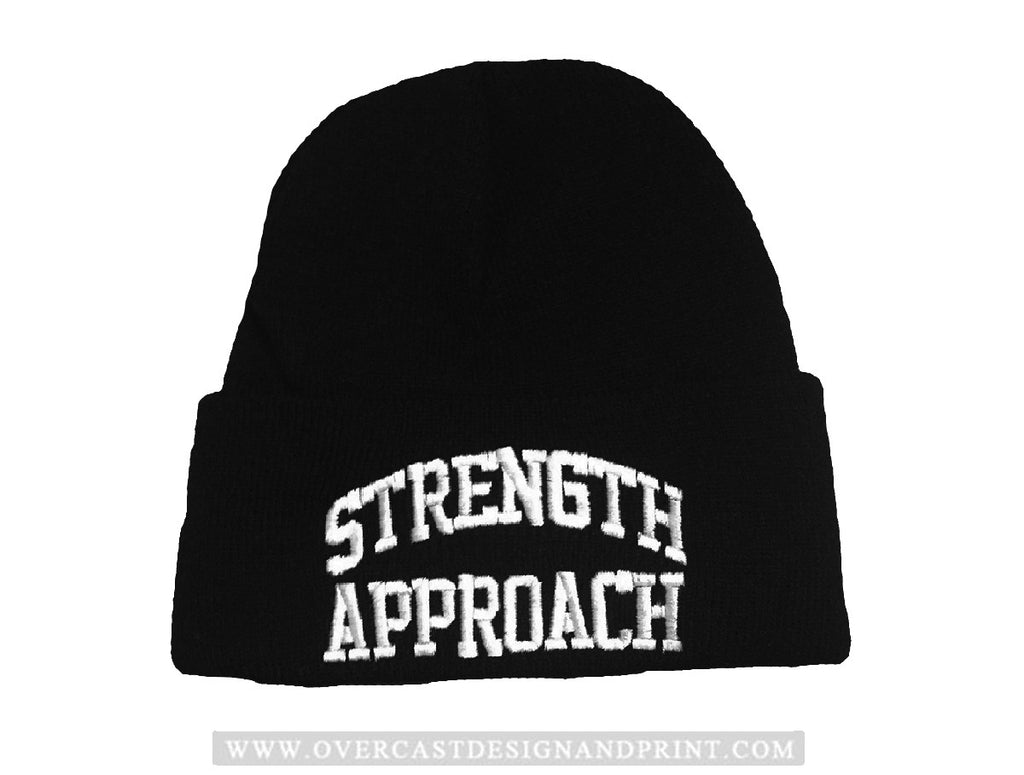 Strength Approach Beanie