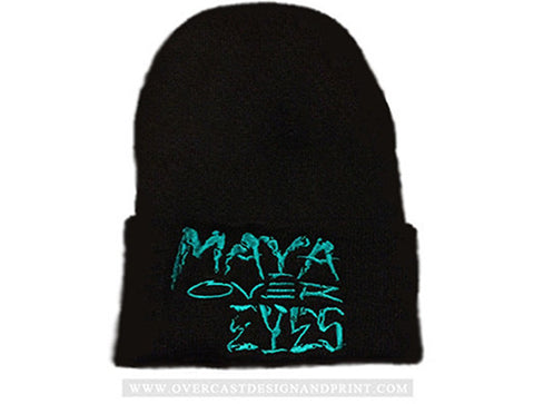Maya Over Eyes Beanie