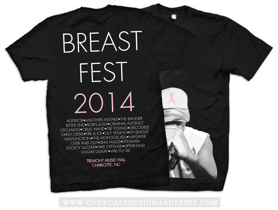 "Breast Fest ""Photo"" Tee"