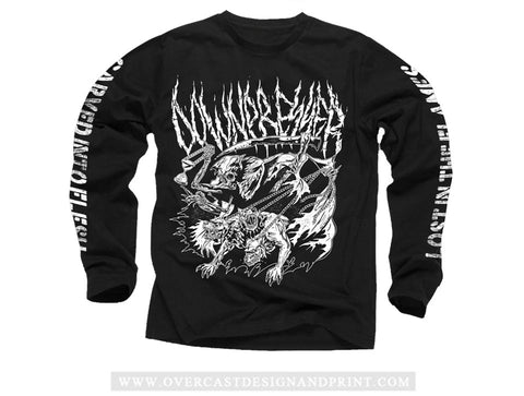 "Downpresser ""Reaper"" Long Sleeve"