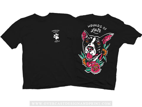 """Hounds of Love"" Tee"