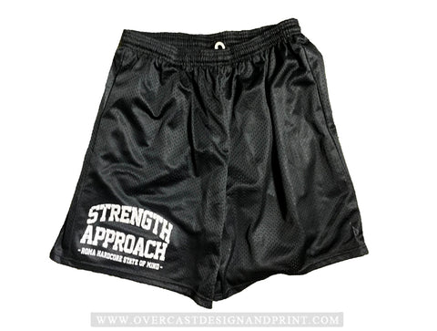 "Strength Approach ""Roma Hardcore"" Shorts"