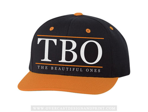 "The Beautiful Ones ""Orange"" Snap-Back Hat"
