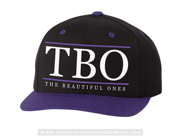 "The Beautiful Ones ""Purple"" Snap-Back Hat"