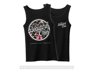 "The Beautiful Ones ""Flowers"" Tank Top"