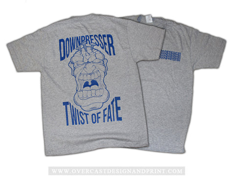 "Downpresser ""Twist of Fate"" Tee"