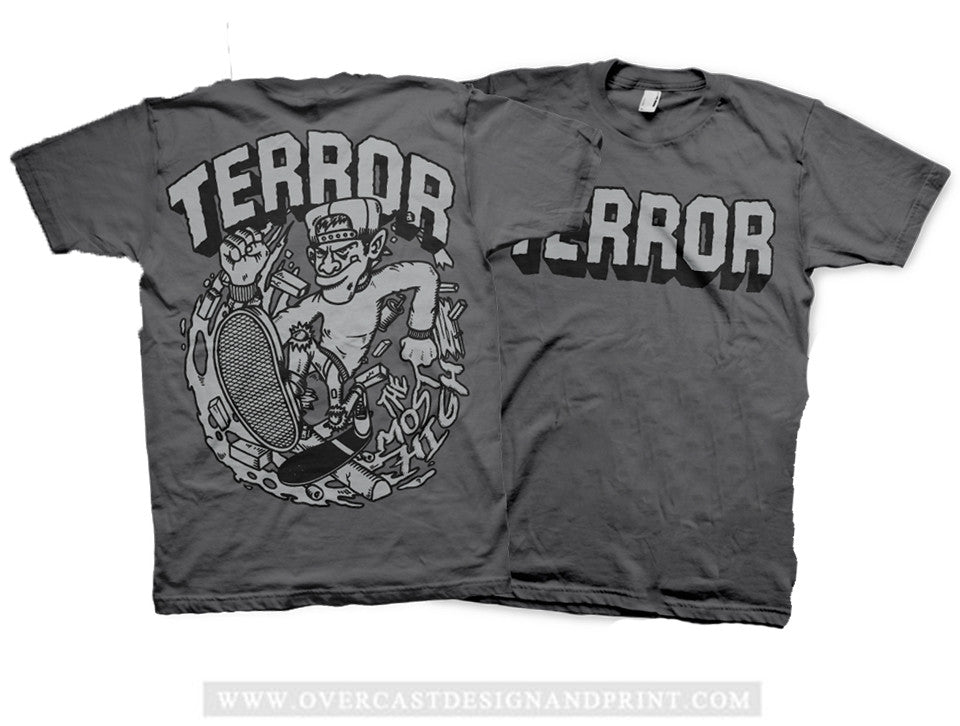 "Terror ""The Most High"" Tee"