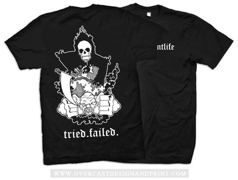 "Bent Life ""Failed"" Tee"