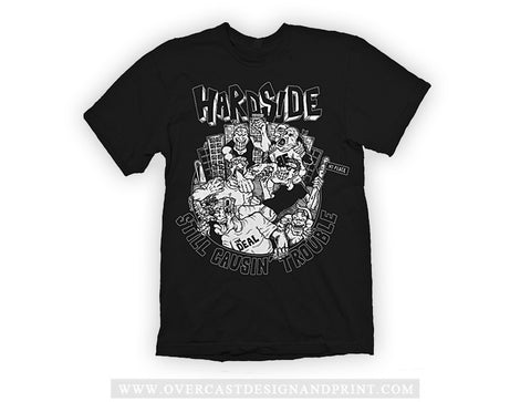 "Hardside ""Trouble"" Tee"