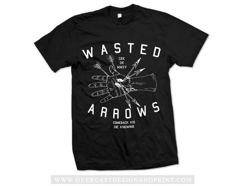 "Comeback Kid ""Wasted Arrows"" Tee"