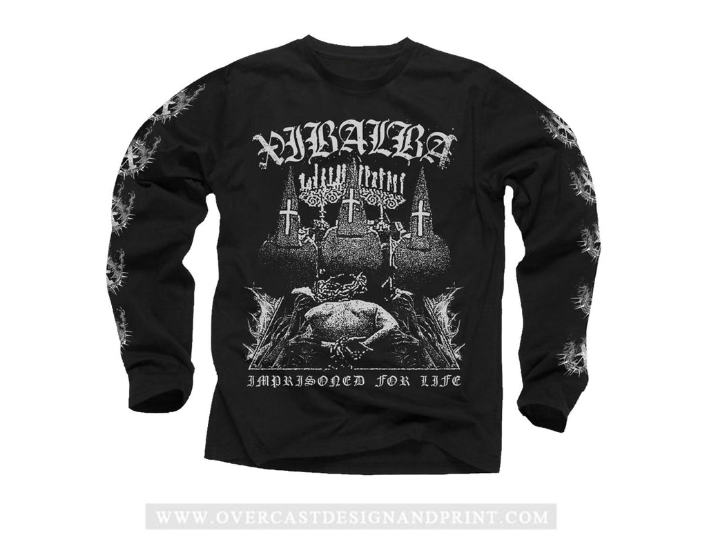 "Xibalba ""Imprisoned"" Long Sleeve"