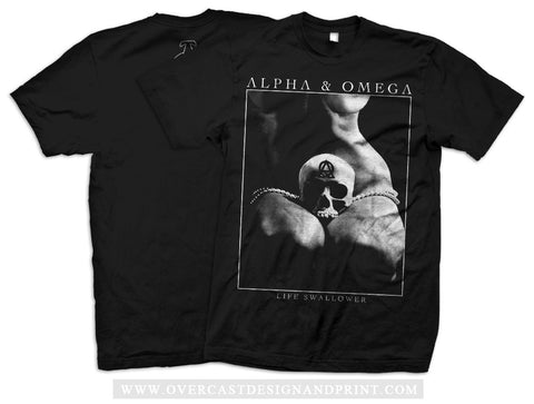 "Alpha & Omega ""Life Swallower"" Tee"