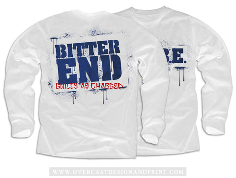 "Bitter End ""Guilty As Charged"" Long Sleeve"
