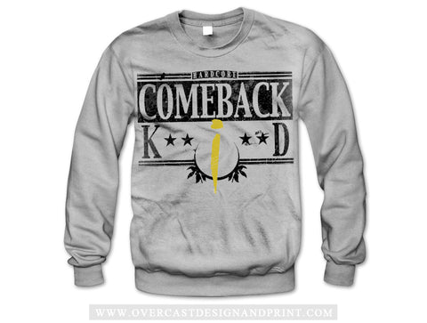 "Comeback Kid ""I"" Crew Neck"