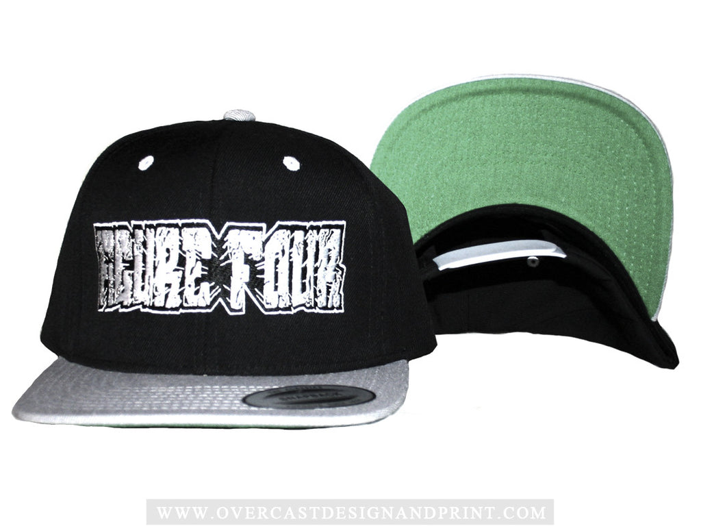 Figure Four Snap-Back Hat