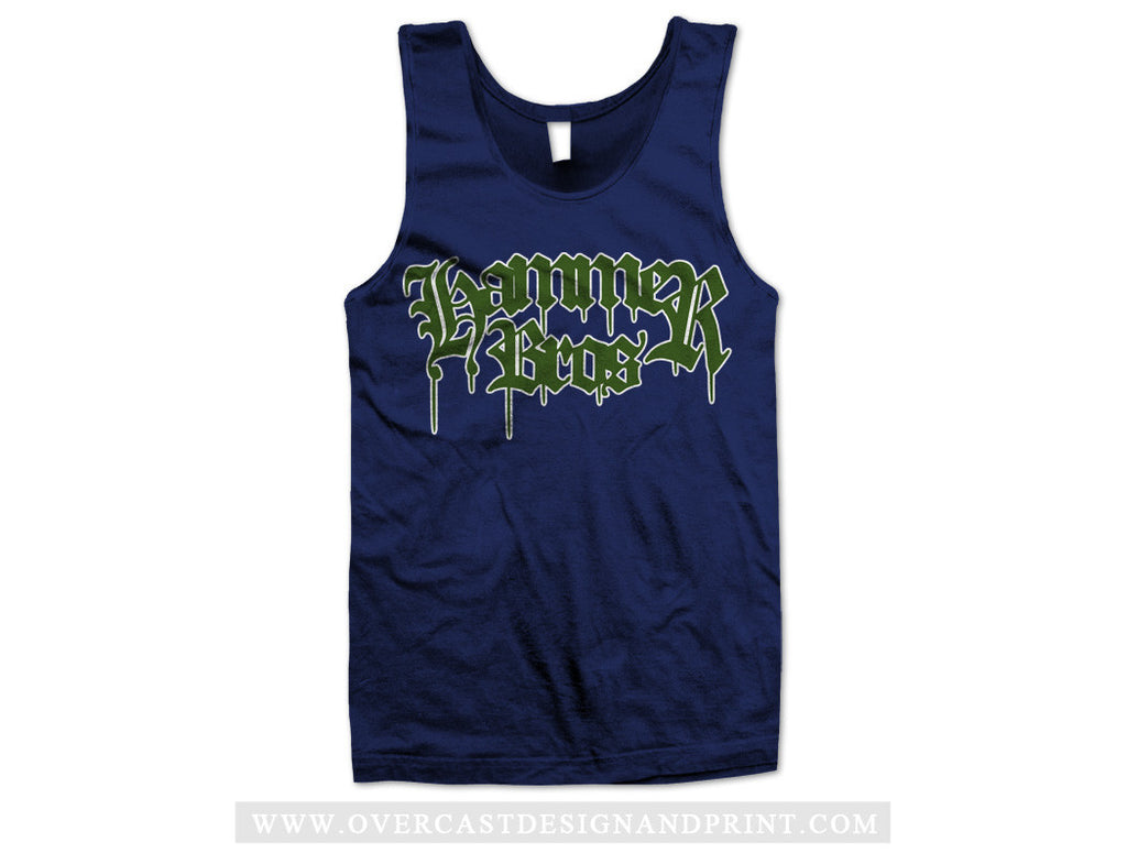 "Hammer Bros. ""Logo"" Tank Top"