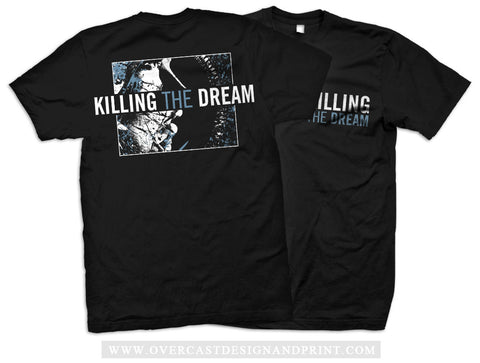 "Killing The Dream ""Fractures"" Tee"