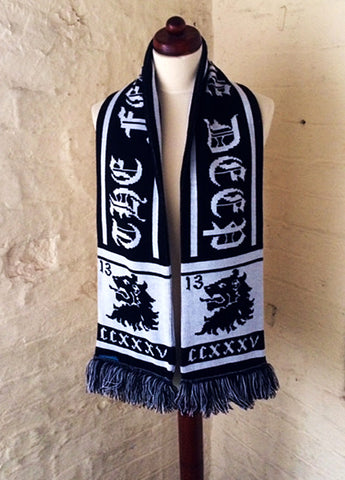 Born From Lions Scarf