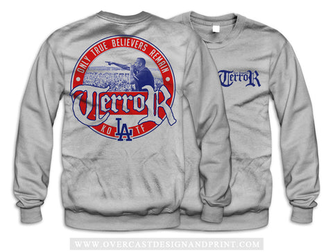 "Terror ""True Believers"" Crew Neck"