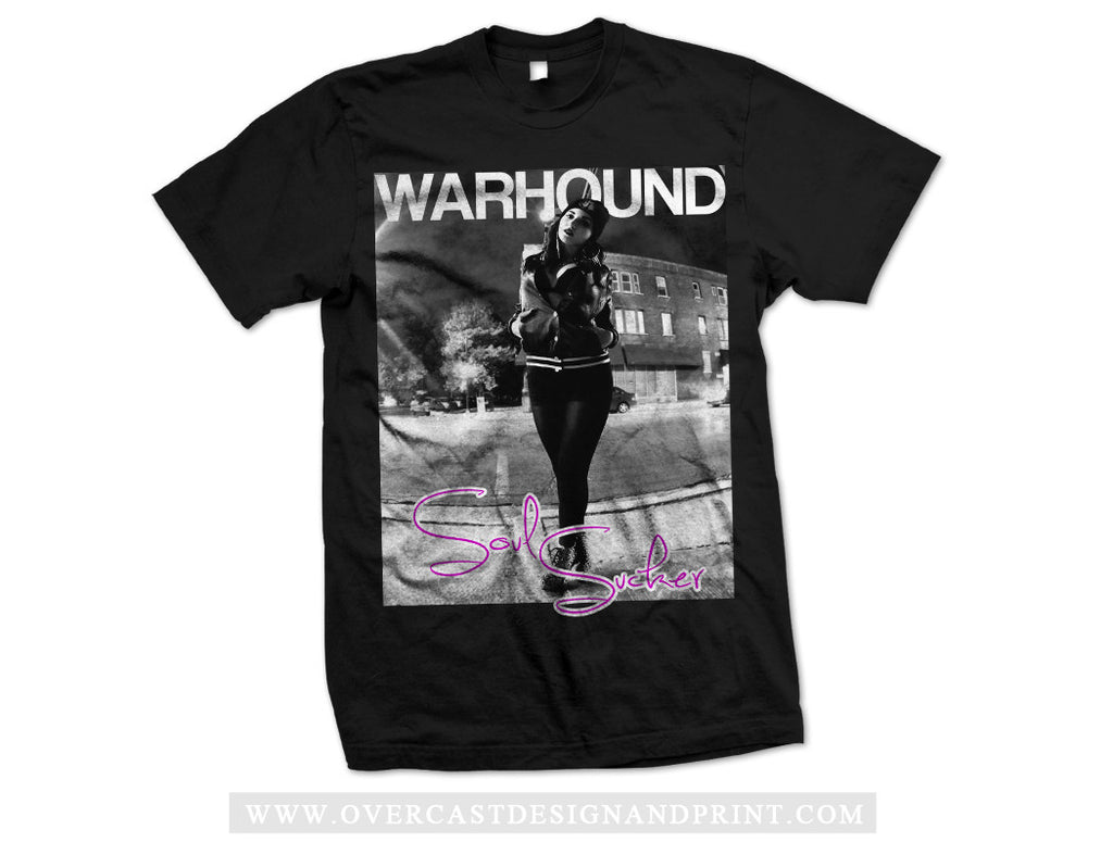 "Warhound ""Soul Sucker"" Tee"