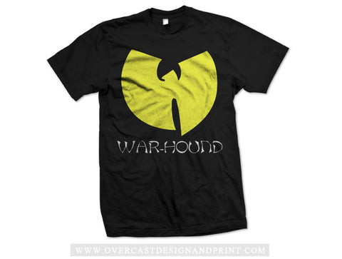 "Warhound ""WU-HOUND"" Tee"