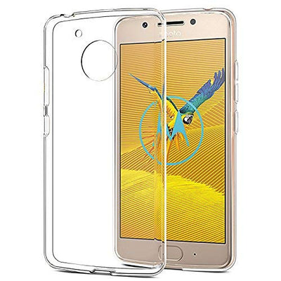 Moto G5 Screen Protector and Case [NOT For Moto G5s]
