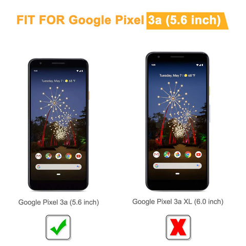 Pixel 3a Screen Protector 3D