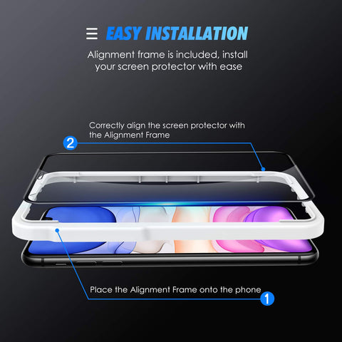 iPhone 11 / iPhone XR Screen Protector