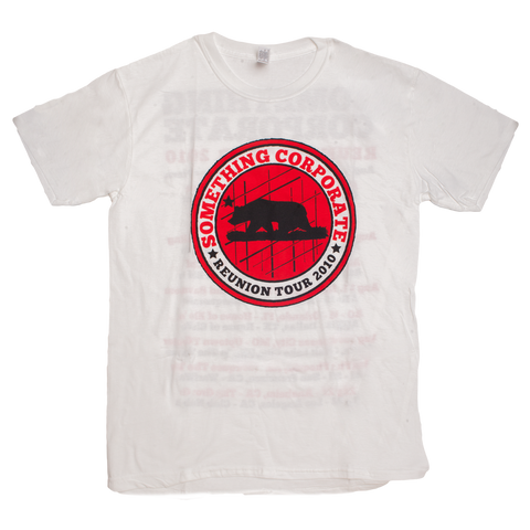 SoCo Reunion Tour 2010 Tee