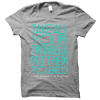 Thumbnail of Take All Your Troubles Tee (Heather Grey)