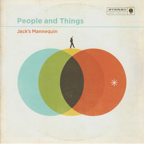 People and Things CD
