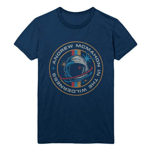 Space Helmet Tee