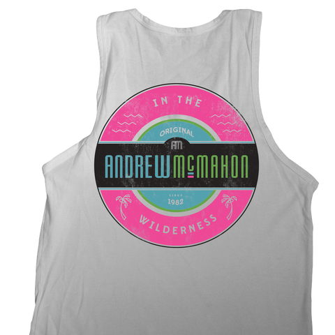 AM Fitted Girls Surf Tank