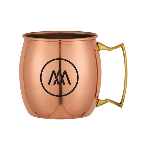 Copper Logo Mug