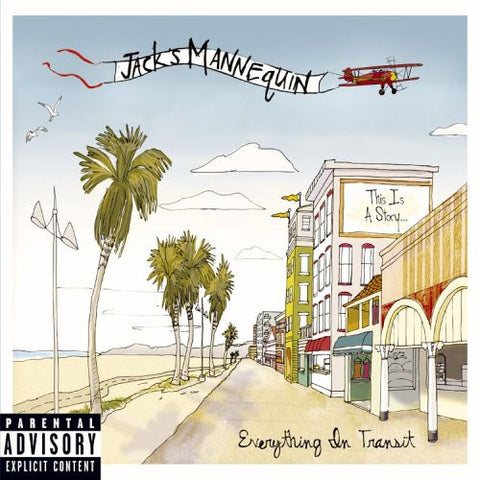 Everything In Transit CD