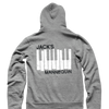 Thumbnail of Piano Keys Zip Up