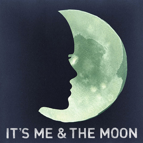 Me and the Moon Lithograph (Autographed)