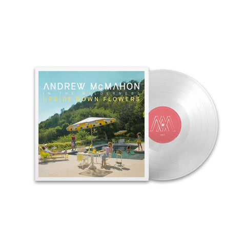 Upside Down Flowers Vinyl