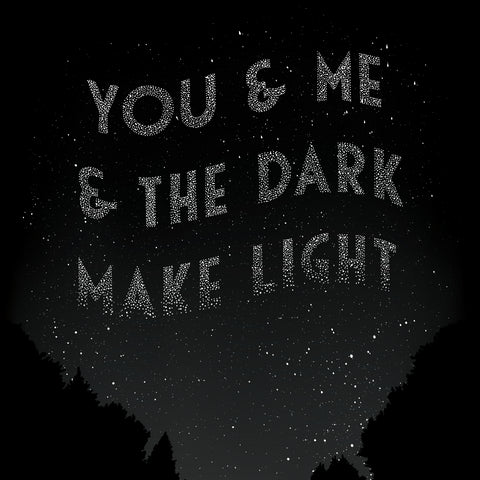 You Me & the Dark Poster