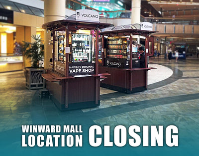 Windward Mall Location Closing