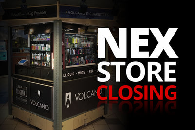 Our NEX Store is closing