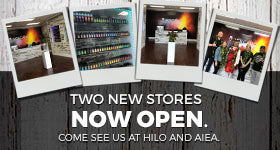 New VOLCANO Vape Shops Now Open In Aiea & Hilo