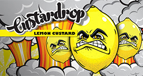 Custardrop E-liquid Is Now Available