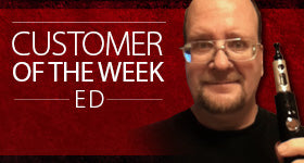 VOLCANO eCigs' Customer of the Week - Ed