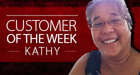 VOLCANO eCigs' Customer of the Week - Kathy